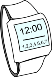 hand clipart clip watches vector clker cliparts library shared stopwatch