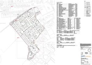 Bovis Landscape plan P1