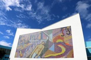 Conservação total dos murais de Martinho de Haro