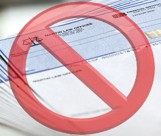 7 Reasons to STOP Writing Business Checks