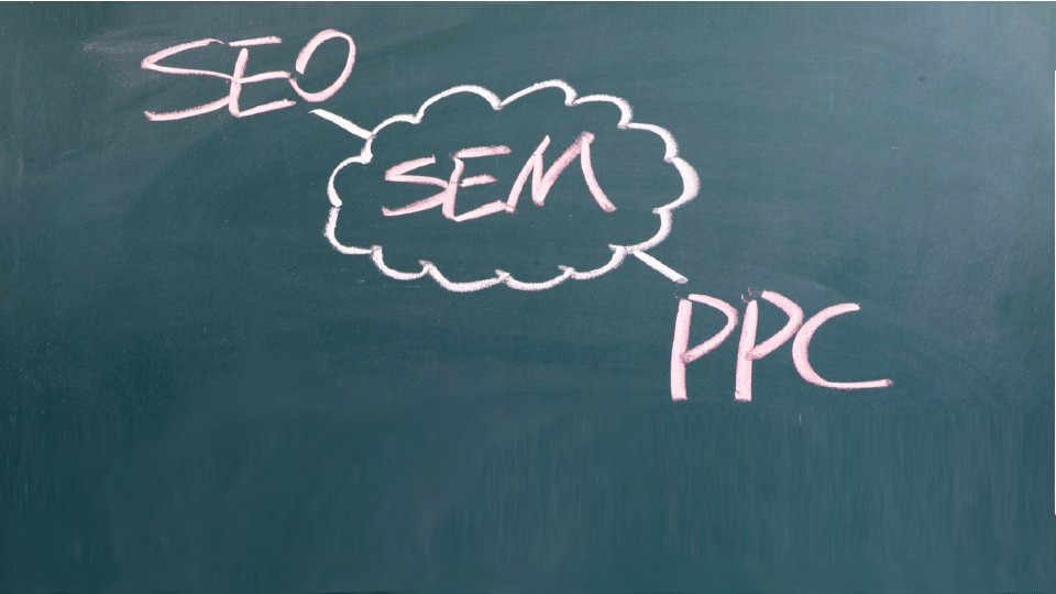 What Is the difference Between SEM, SEO, & PPC?