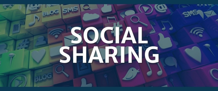Social Sharing Content Promotion