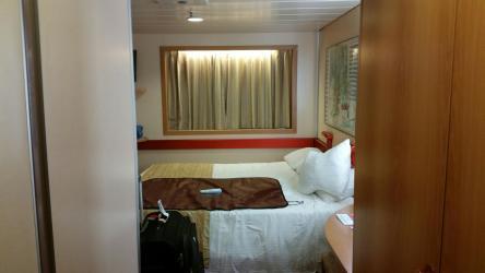 carnival fantasy interior cabin cabins room stateroom 4a