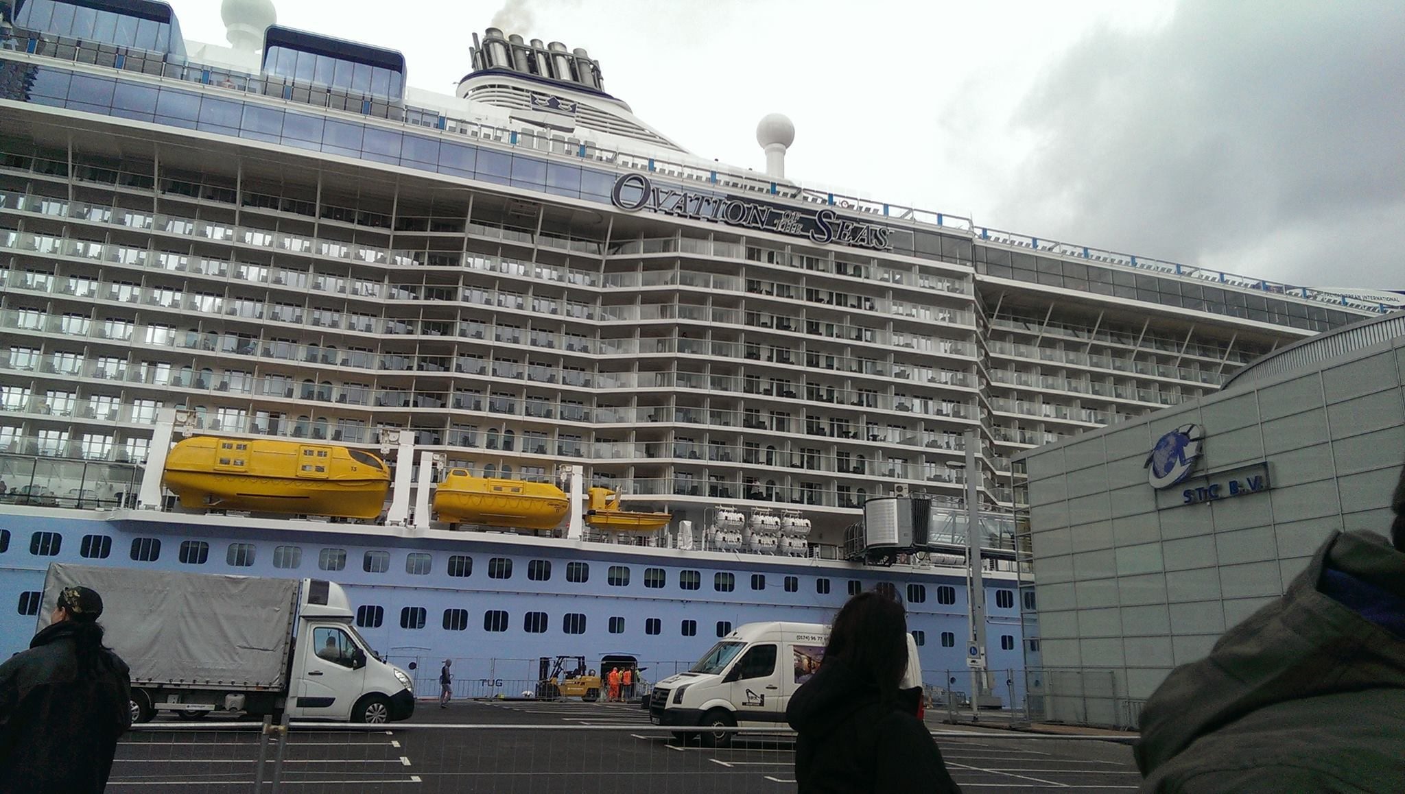 Ovation of the Seas  My New Favourite Ship Superb