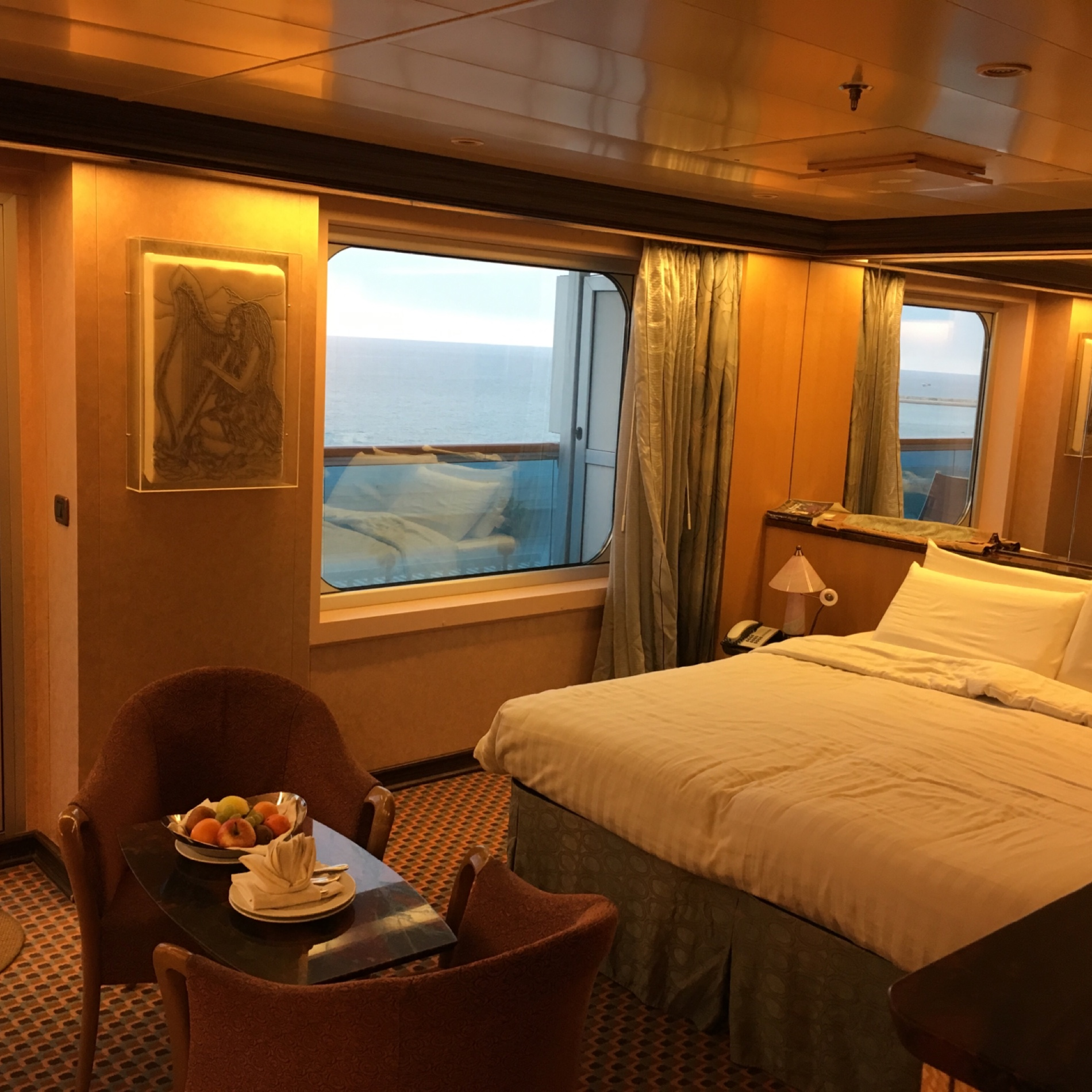 Grand Suite Cabin Category GR Costa Favolosa