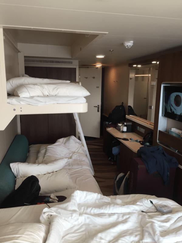 Balcony Cabin 9860 on Norwegian Escape Category B2