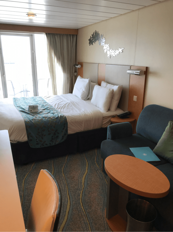 Balcony Cabin 9680 On Oasis Of The Seas Category D7