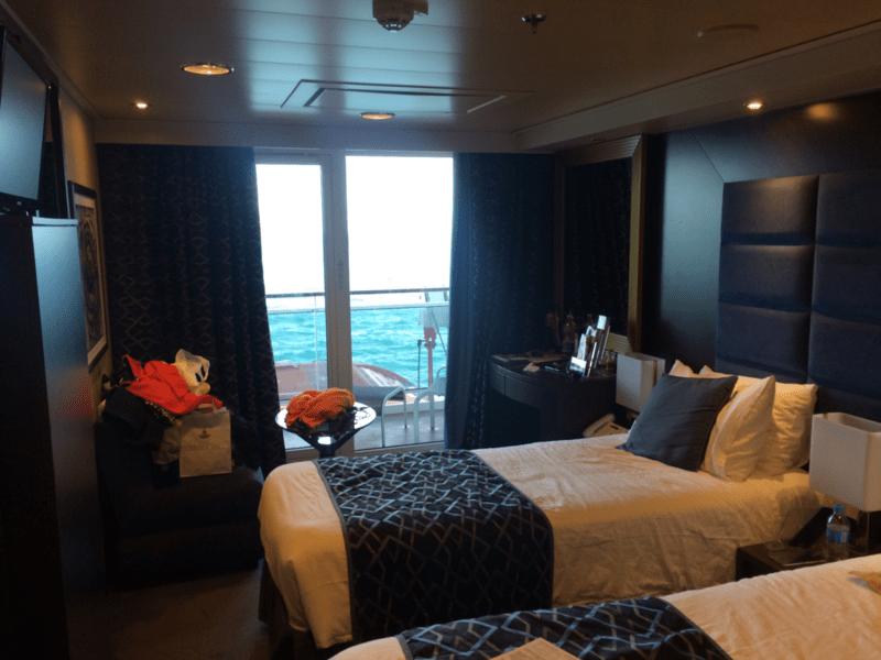 sofa beds at amazon polaris sectional reviews balcony cabin 8123 on msc preziosa, category bv