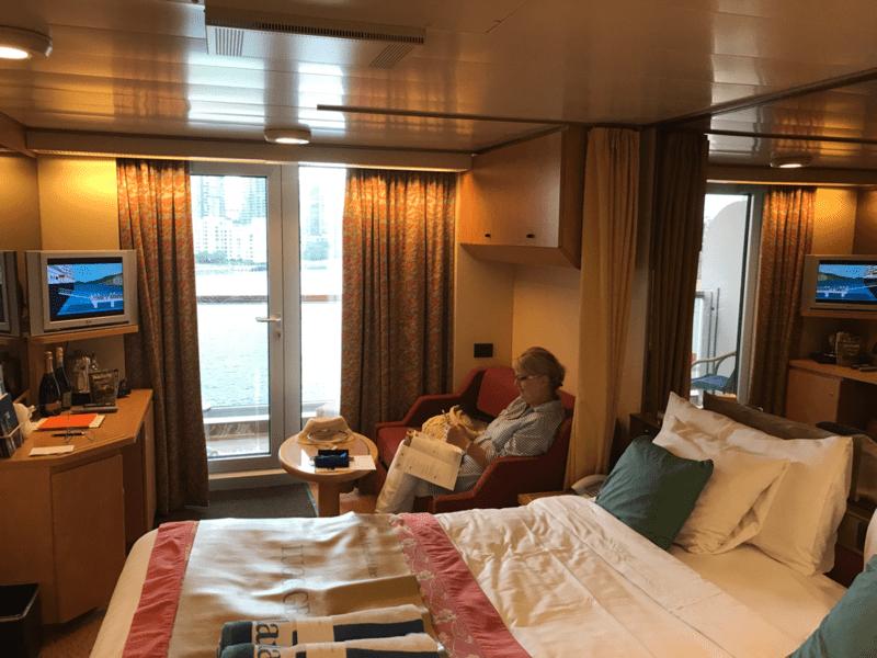 Balcony Cabin 5065 On Noordam Category EJ