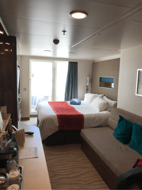 Balcony Stateroom Cabin Category RZ Norwegian Breakaway