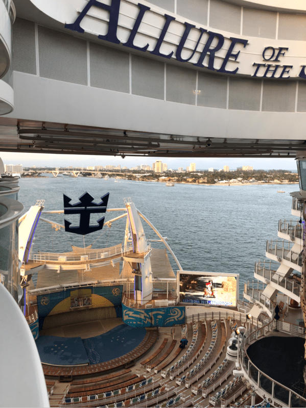 boardwalk sofa review cover for leather balcony cabin 12721 on allure of the seas, category bv