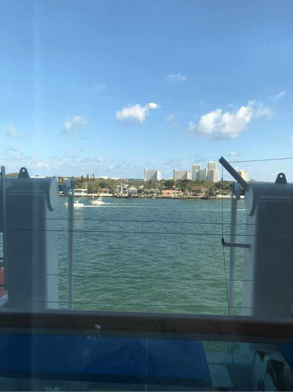 Deluxe Balcony Stateroom Obstructed View Cabin Category