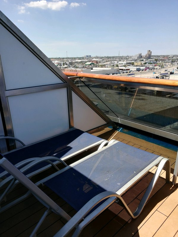 Balcony Cabin 7466 On Carnival Breeze Category 8m