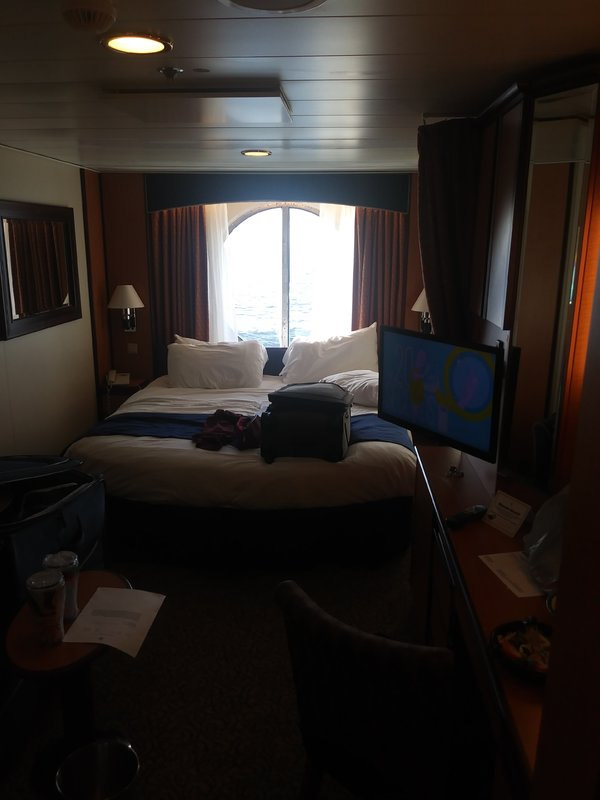 Large Oceanview Stateroom Cabin Category SH Brilliance