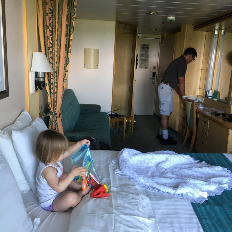 Superior Oceanview Stateroom with Balcony Cabin Category
