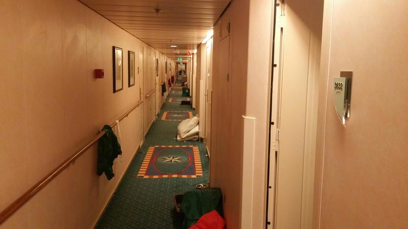Large Oceanview Stateroom Cabin Category Sh Vision Of