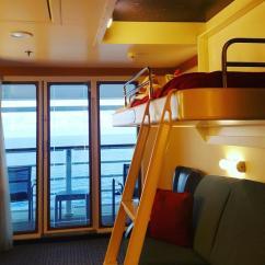 Children S Pull Out Sofa Italian Design Interior Balcony Cabin 10074 On Disney Dream, Category 4a