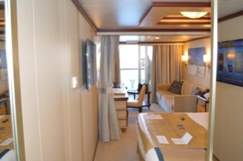 Mini Suite Cabin Category MA Regal Princess