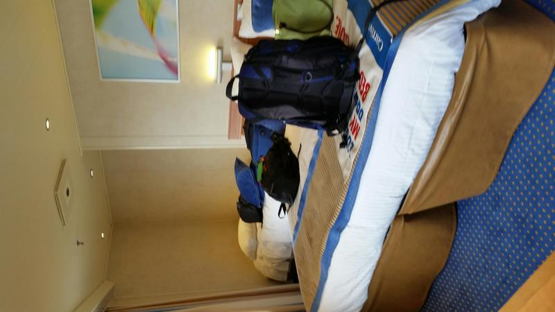 Carnival Sunshine Cabins And Staterooms