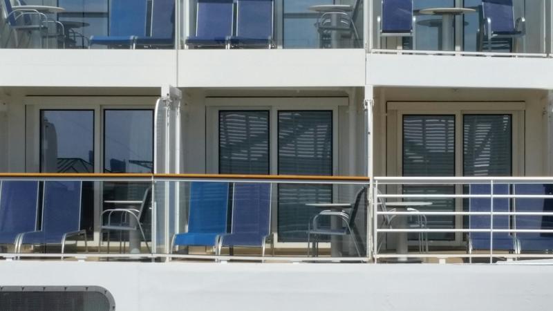 MiniSuite with Balcony Cabin Category MX Norwegian