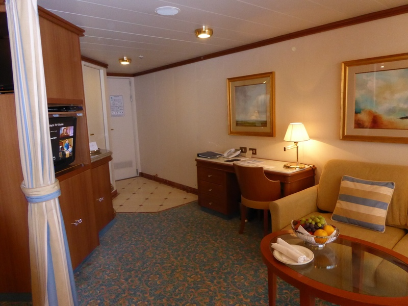 Suite C750 On Ruby Princess Category 66