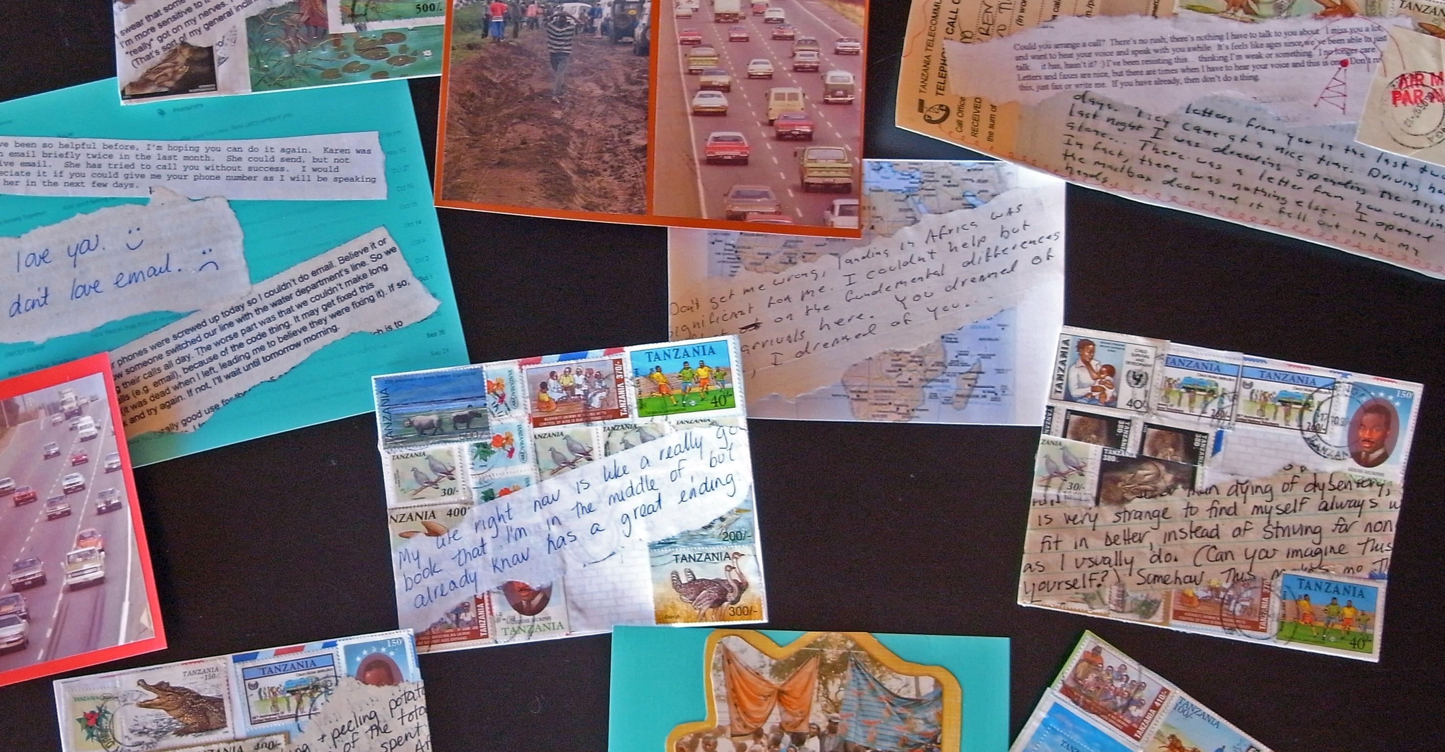 Remix Postcards