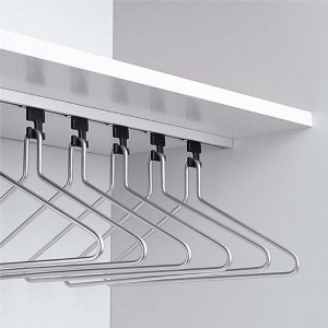8235 Wardrobe Rail | Cloakroom Solutions