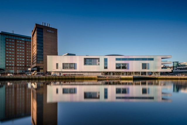 Belfast Waterfront Exhibition & Conference Centre Case Study | Cloakroom Solutions