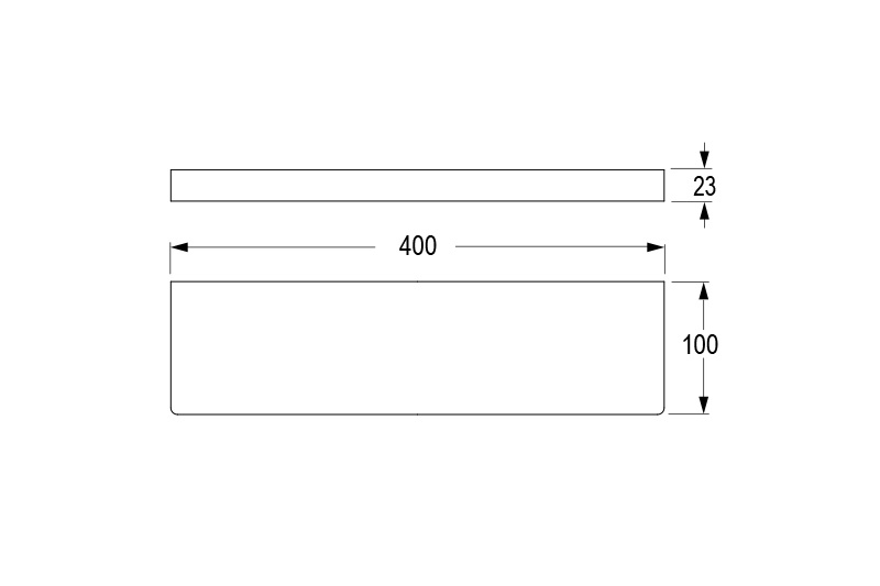 CONTI+ Washroom Shelf Dimensions | Cloakroom Solutions