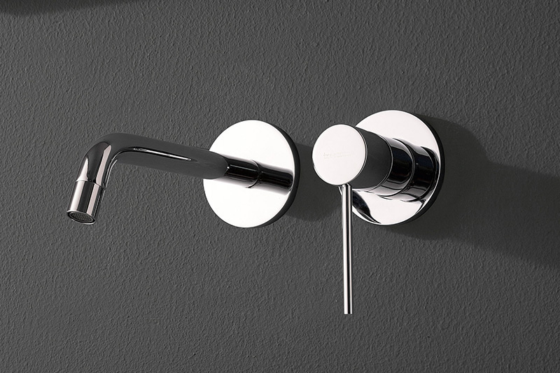 CONTI+ Pur Twin Wall Mixer Tap | Cloakroom Solutions