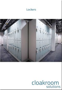 Cloakroom Solutions Locker Brochure