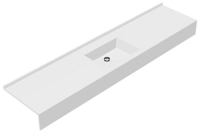 CONTI+ Cubo 500 Washbasin | Cloakroom Solutions