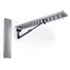 Space saving rails | Cloakroom Solutions