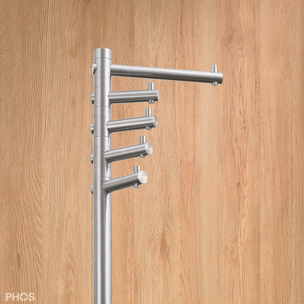 Phos T1 GHE130 & GHE65 Alternative Hooks   Cloakroom Solutions