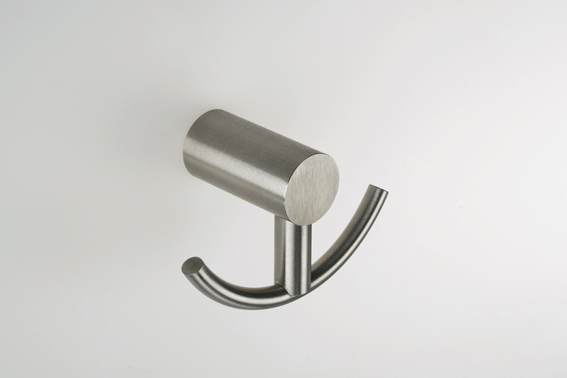 Cool Line CL205 Double Coat Hook | Cloakroom Solutions