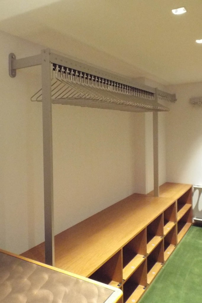 Barber-Surgeon's Hall Cloakroom | Cloakroom Solutions