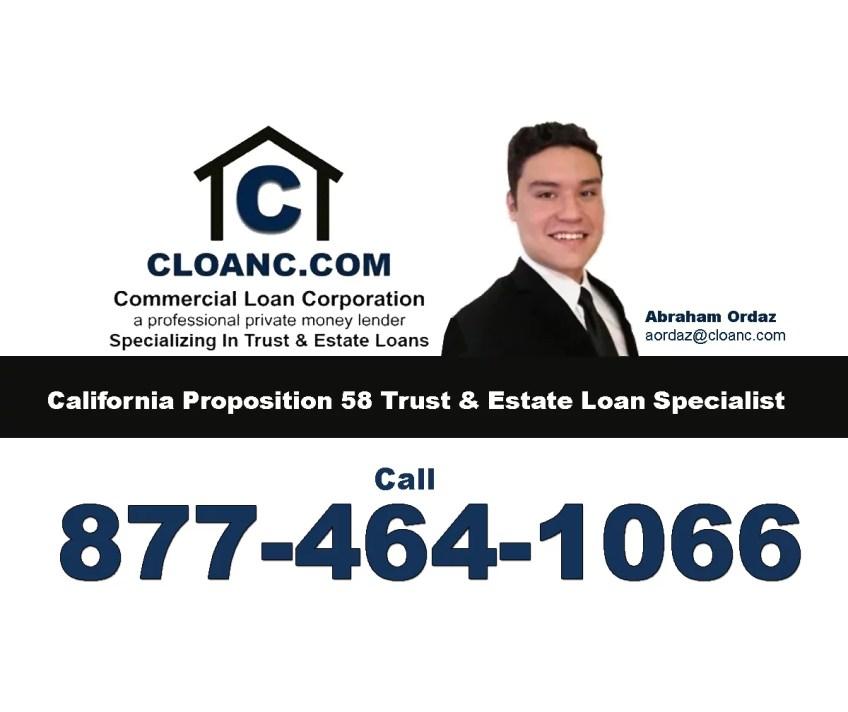 Abraham Ordaz - Account Executive - Trust & Estate Loans