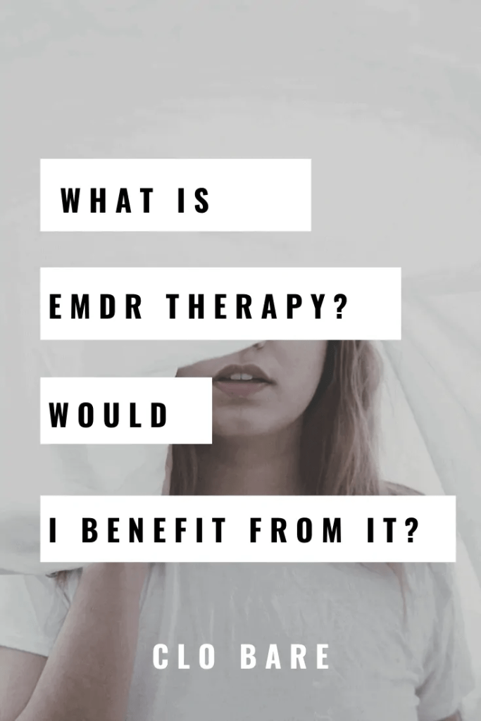 What is EMDR Therapy? Would it help me?