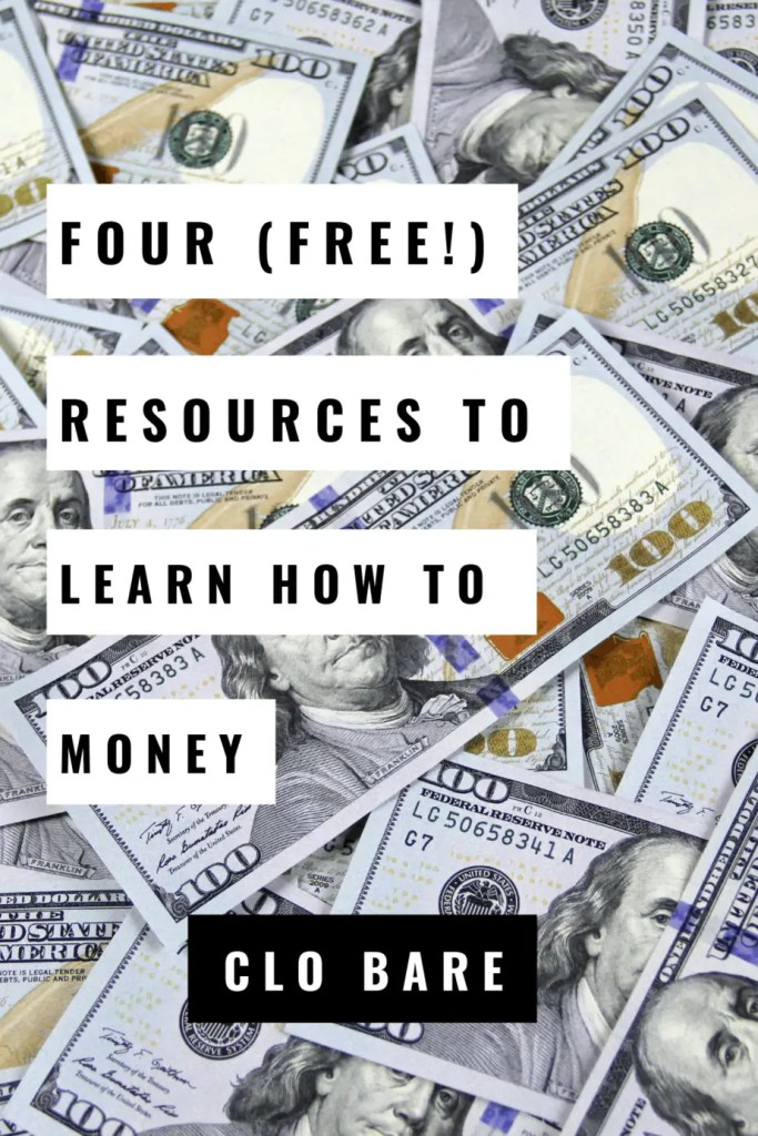 four free resources to learn how to money