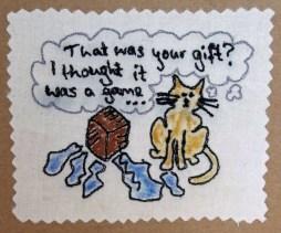 02 cat gift design