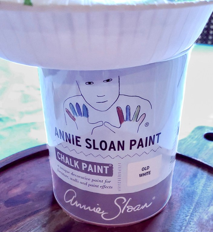 ASCP Old white paint