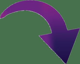 Pinterest arrow