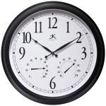 Classic Indoor Outdoor Wall Clock 24 Inch