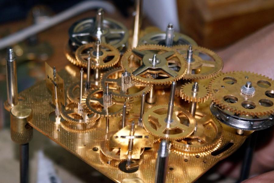 clock restoration and repair