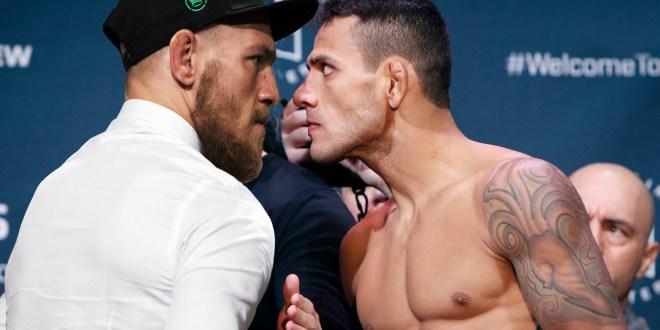 Rafael Dos Anjos pulls out of UFC 196