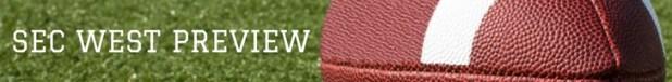 SEC West Preview