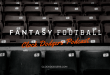 fantasy football week 11