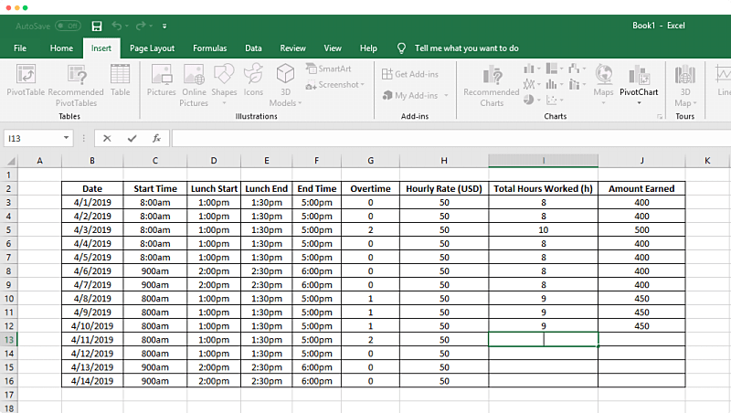 If you're looking for a free excel timesheet template to manage employee hours accurately, i've got tons. How To Track Time In A Spreadsheet Clockify