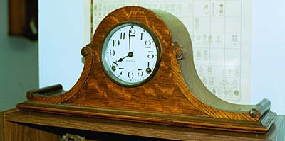 Ingraham Tambour with Quick Release Dial