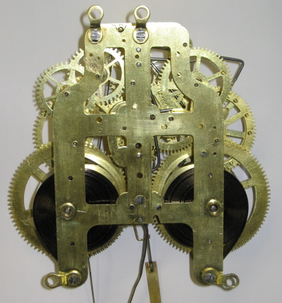 Back of movement after repair